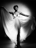 Diahann Carroll Posed in Classic Photo by  Movie Star News