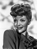 Portrait of Rita Hayworth in Pose Photo by Robert Coburn
