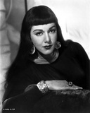 Maria Montez in Classic Portrait Photo by  Movie Star News