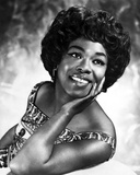 Sarah Vaughan Portrait in Classic Photo by  Movie Star News