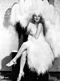 Sally Rand on a Thick Furry Dress Photo by  Movie Star News