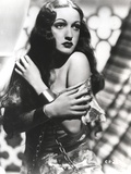 Dorothy Lamour in Classic Portrait Photo by  Movie Star News