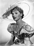 Peggy Cummings Portrait in Classic Photo by  Movie Star News