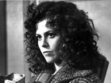 Sigourney Weaver wearing a Jacket Photo by  Movie Star News