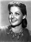 Ann Sheridan wearing a Necklace Photo by  Movie Star News