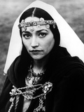 Olivia Hussey Portrait in Classic Photo by  Movie Star News