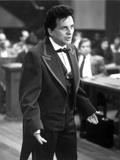 Joe Pesci in Black Suit Portrait Photo by  Movie Star News