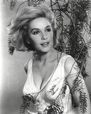 Stella Stevens smiling in Portrait Photo by  Movie Star News