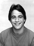 Tony Danza in TShirt Portrait Photo by  Movie Star News