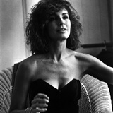 Anne Archer Seated in Classic Photo by  Movie Star News
