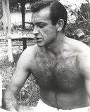 Sean Connery Posed in Topless Photo by  Movie Star News