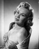 Virginia Mayo Posed in Dress Photo by  Movie Star News