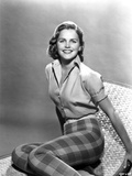 Lee Remick Seated in Classic Photo by  Movie Star News