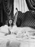 Rita Hayworth Laying in the Bed Photo by  Movie Star News