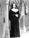 Ingrid Bergman in a Nun Attire Photo by  Movie Star News
