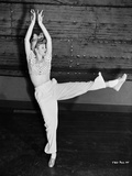Lucille Ball Dancing in Ballet Photo by  Movie Star News