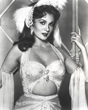 Rhonda Fleming Sexy Portrait Photo by  Movie Star News