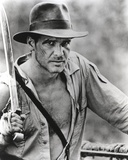 Harrison Ford Holds to a Spear Photo by  Movie Star News
