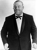 Burl Ives Posed in Black Suit Photo by  Movie Star News