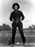 Bill Williams in Cowboy Outfit Photo by  Movie Star News