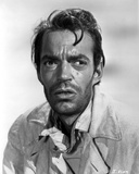 Jack Elam Posed in White Coat Photo by  Movie Star News