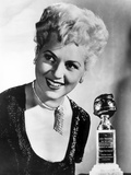 Judy Holliday smiling Portrait Photo by  Movie Star News