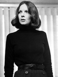 Diane Keaton Posed in Classic Photo by  Movie Star News