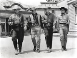 Bonanza Walking in Cowboy Hat Photo by  Movie Star News