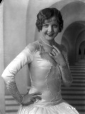 Nancy Carroll Portrait in Gown Photo by  Movie Star News
