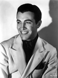 Robert Taylor in Formal Attire Photo by  Movie Star News