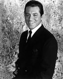Paul Burke Posed in Black Suit Photo by  Movie Star News