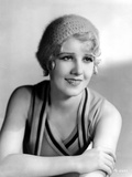 Anita Page on a Sleeveless Top Foto af  Movie Star News