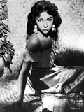 Rita Moreno on a Dress Portrait Photo by  Movie Star News