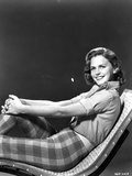 Lee Remick Reclining in Classic Photo by  Movie Star News