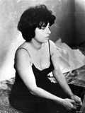 Anna Magnani Seated in Classic Photo by  Movie Star News
