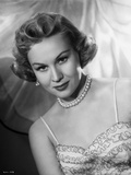 Virginia Mayo smiling in Dress Photo by  Movie Star News