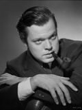 Orson Welles Posed in Tuxedo Photo by  Movie Star News