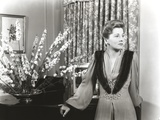 Joan Fontaine Leaning Portrait Photo by  Movie Star News