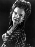 Gale Storm smiling in Portrait Photo by  Movie Star News