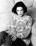 Lara Boyle Seated in Classic Photo by  Movie Star News
