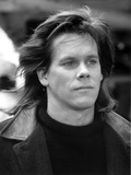Kevin Bacon in Black and White Photo by  Movie Star News