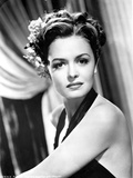 Donna Reed on a Backless Top Photo by  Movie Star News