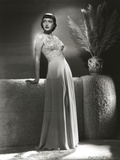 Dorothy Lamour Posed in Classic Photo by  Movie Star News