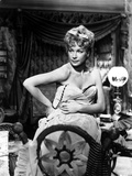 Shirley MacLaine Posed in Dress Photo by  Movie Star News
