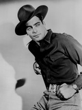 Rory Calhoun in Cowboy Attire Photo by  Movie Star News