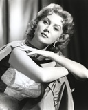 Rhonda Fleming Beautiful Posed Photo by  Movie Star News