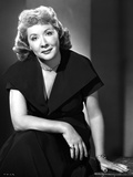 Vivian Vance Seated in Classic Photo by  Movie Star News