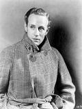 Leslie Howard in Coat Portrait Photo by  Movie Star News