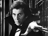 Frank Langella Posed in Black Suit Photo by  Movie Star News