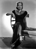 Ann Sothern Seated in Classic Photo af Movie Star News